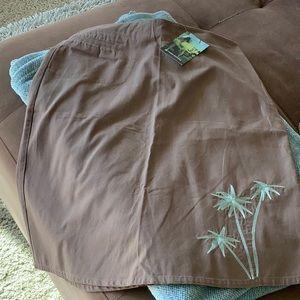 Carve Designs Vertical skirt